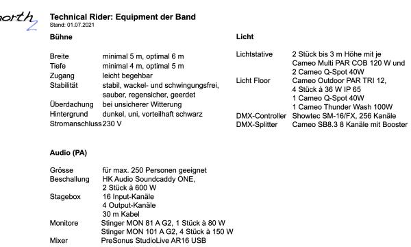 Technical Rider 02